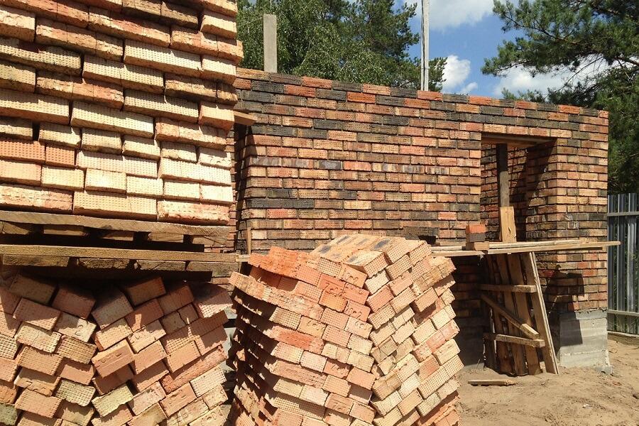 строительство домов из кирпича в Самаре
