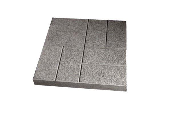 тротуарная плитка форма восемь кирпичей флорида