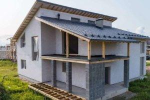 построенный дом в самаре из газобетона