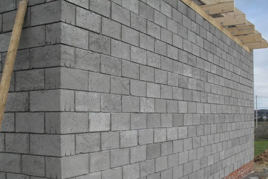 строительство дом из керамзитоблоков в самаре