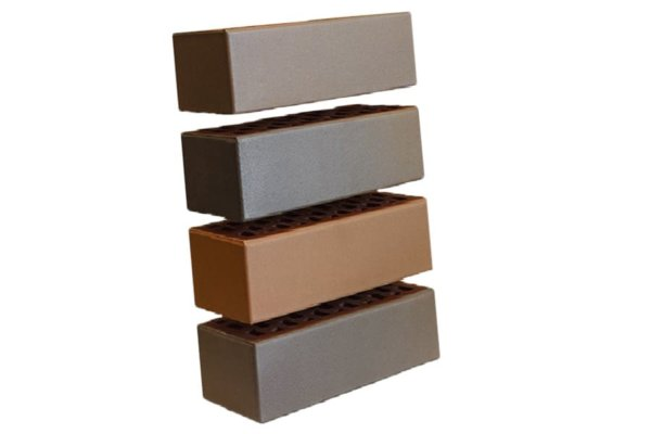кирпич полуторный флеш-обжиг гладкий магма керамик