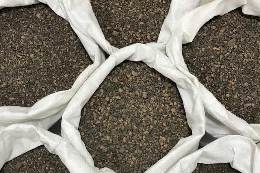 дробленый керамзит в мешках 40 литров