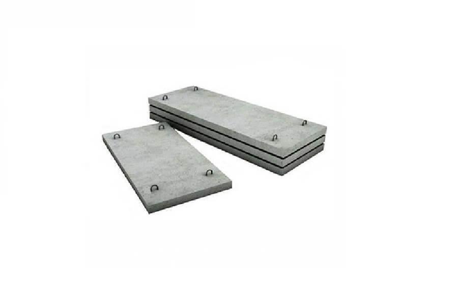 плоские укороченные плиты перекрытия