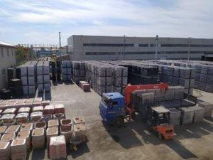 Услуга бесплатного хранения на складе ЖБИ Комплектация