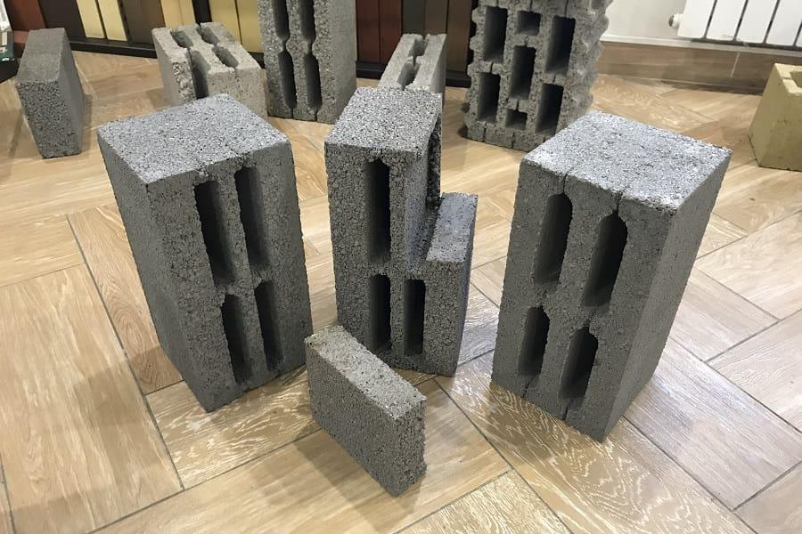 керамзитобетонные блоки с максимально керамзитным составом