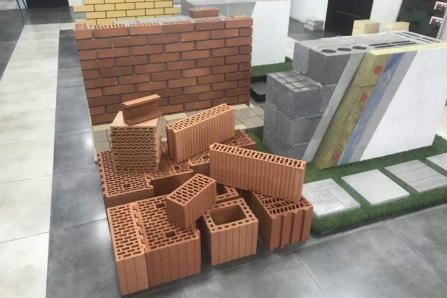керамические блоки в шоуруме жби комплектация в самаре