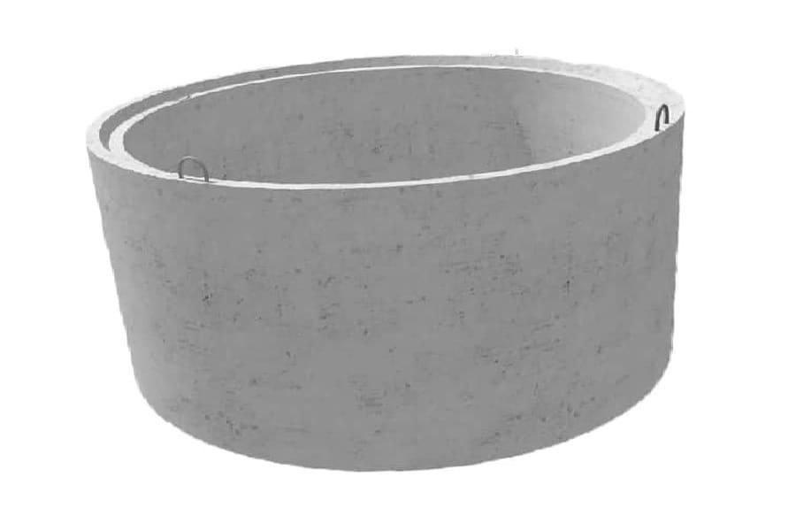 Кольцо бетонное колодца КС 20-9